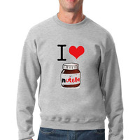 I Heart Nutella sweat shirt