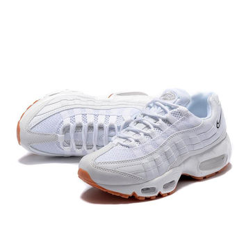 NIKE Air max Women Man sports running shoes sneakers white H-CSX 1b279acd9