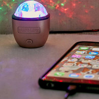 Rose Gold iPhone Disco Light | Urban Outfitters