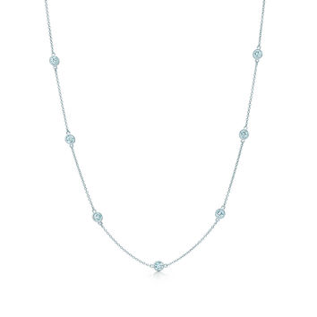 Tiffany & Co. - Elsa Peretti®Diamonds by the Yard® Necklace