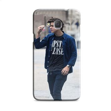 Harry Styles One Direction 1D Samsung Galaxy J7 2015 | J7 2016 | J7 2017 Case