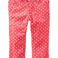 Pop-Color Skinny Jeans for Baby