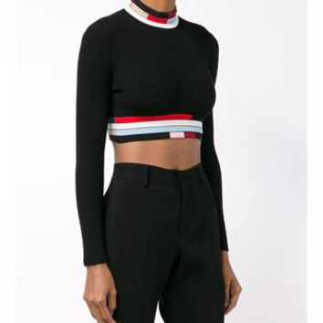 CHRISTOPHER KANE   Cropped Knit   brownsfashion.com   The Finest Edit of Luxury Fashion   Clothes, Shoes, Bags and Accessories for Men & Women