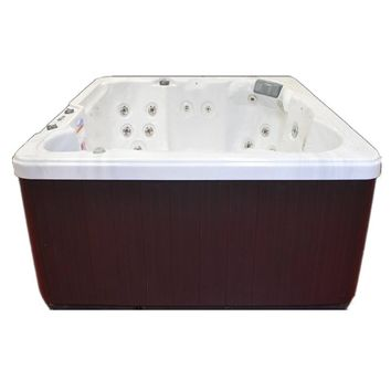 6 Person 29 Jet Spa with Stainless Jets and 110V GFCI Cord Included-LPIXP29 - The Home Depot