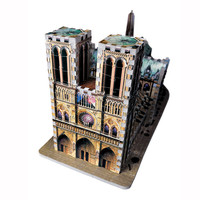 Puzz 3D Notre Dame at Brookstone—Buy Now!