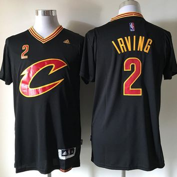 Cleveland Cavaliers NBA Adidas Kyrie Irving #2 Shirt