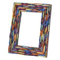 Handmade Blessed Memories Frame from India || Fair Trade Handicrafts from Ten Thousand Villages