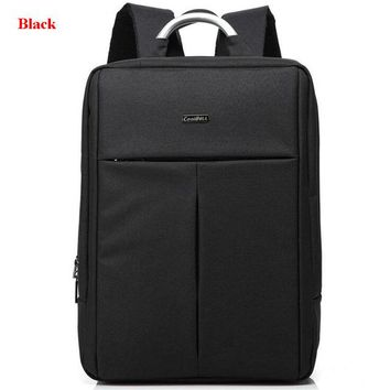 Cool Backpack school Hot Sale Cool Bell Anti-seismic Laptop Backpack Luxury Travel Knapack Fashionable Joker Women's Bag Casual Mochila Escolar L102 AT_52_3