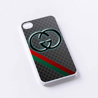 logo gucci iPhone 4/4S, 5/5S, 5C,6,6plus,and Samsung s3,s4,s5,s6