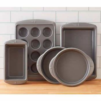 Wilton Ever-Glide Nonstick Bakeware 5-piece Set