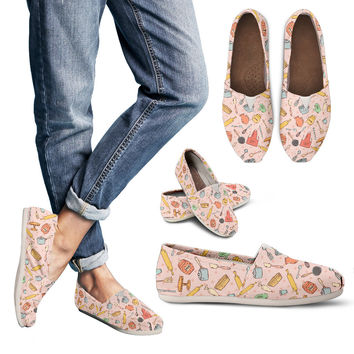 Pastry Chef Casual Shoes