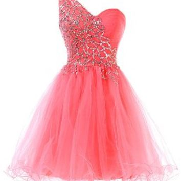 Sunvary Sweety 16 Girls Homecoming Dresses Prom Gowns Short:Amazon:Clothing
