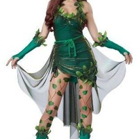 Women's Poison Ivy Costume