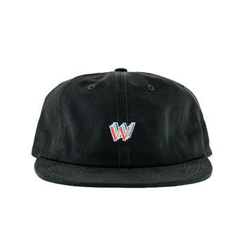 Raised by Wolves WWW Polo Cap Black