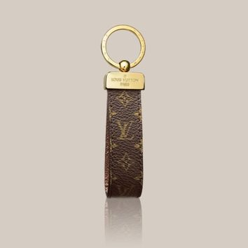 Dragonne Key Holder  - Louis Vuitton  - LOUISVUITTON.COM