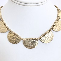 Lucy Gold Necklace