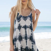 Blue Life - Desert Dancer Dress | Black Amethyst