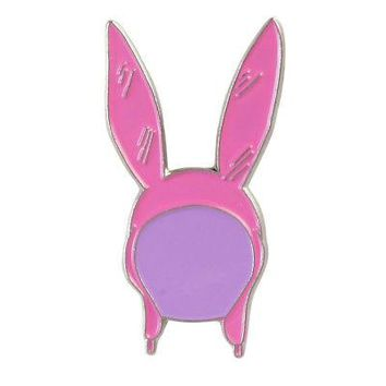 "Bob's Burgers Louise's Hat Ripple Junction 1.25"" Enamel Pin"