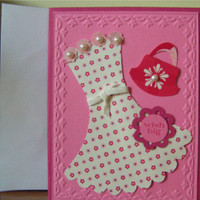 "Handmade Birthday Card ""Wish Big"""