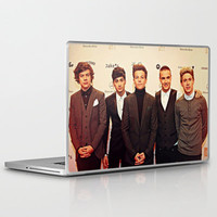 One Direction Group Shot at the Bambi Awards Laptop & iPad Skin by Toni Miller | Society6