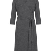 Wrap Nursing & Maternity Dress
