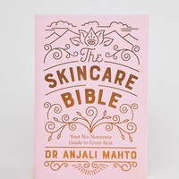 The Skincare Bible book at asos.com