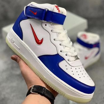 Trendsetter Nike Air Force 1 Mid Jewel 07 Lv8 Men Fashion Casual Mid-Top Shoes