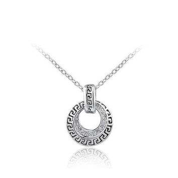 Stylish Shiny Gift Jewelry New Arrival Pendant Accessory Necklace [9281905924]
