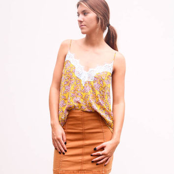 Free People Pretty Thing Cami