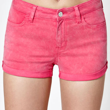 PacSun Super Stretch Cherry Blossom Shorts at PacSun.com