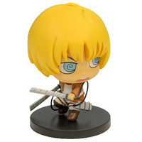 New Products - AFG - Attack On Titan Armin Figure 2.5"