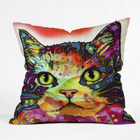 Dean Russo Ragamuffin Throw Pillow