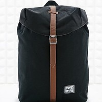 Herschel Post Backpack in Black - Urban Outfitters