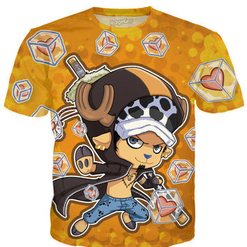 Trafalgar Law Chopper Dressrosa ver. T-Shirt