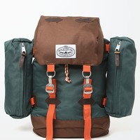 Poler The Rucksack School Backpack - Mens Backpacks - Green - One