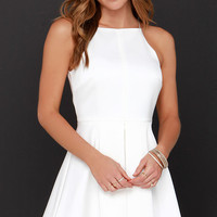 Cameo Nightswim Ivory Dress