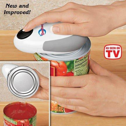 """Can Opener (5¼""""L) - Fresh Finds - Kitchen > Time Savers"""