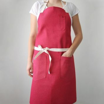 Hedley & Bennett: Red Rover Apron