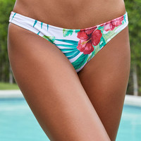 Rhythm x PacSun Paradise Cheeky Bikini Bottom at PacSun.com