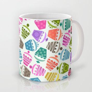 CUPCAKES Mug by Sharon Turner