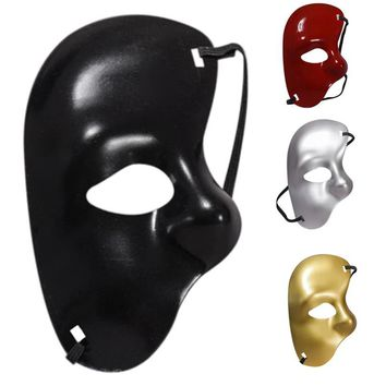 2017 NEW Masquerade Mask Halloween Cutout Prom Party Mask Accessories A814