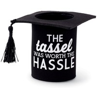 Mud Pie-Graduation Tassel Can Hugger