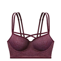 Cage Push-Up Bralette - PINK - Victoria's Secret