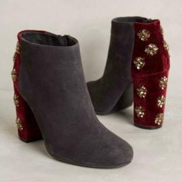 Farylrobin Jeweled Teigan Booties