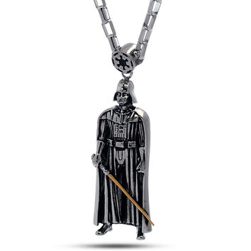 Han Cholo Officially Licensed Darth Vader Necklace
