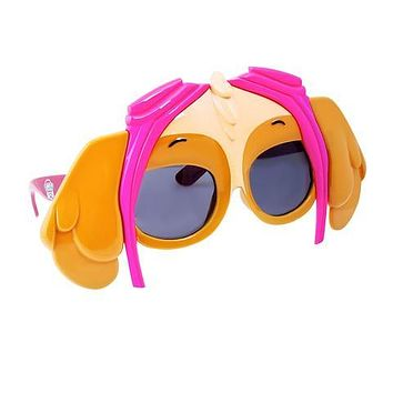 Officially Licensed Paw Patrol Skye Sunstaches Sun Glasses
