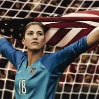 Hope Solo 24X36 Poster - 2012 London Women's Soccer Olympian #07