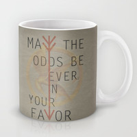 The Hunger Games Poster 02 Mug by Misery