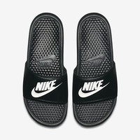 The Nike Benassi Just Do It Men's Slide.