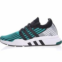 "adidas Originals EQT Support ADV Mid Retro Running Shoes ""Green&Black""CQ2998"